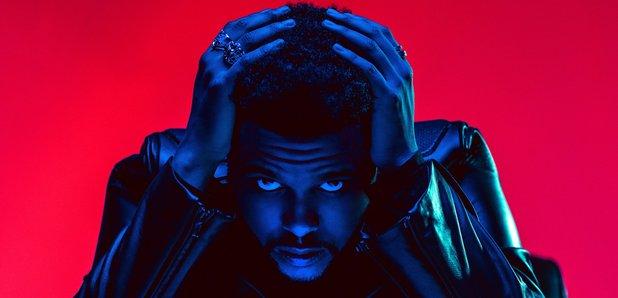 The Weeknd Starboy press shot 2016