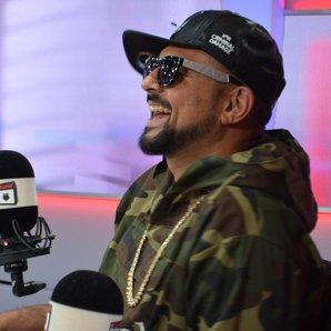 Sean Paul Big Top 40 Studio
