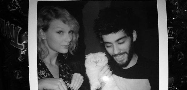 ZAYN and Taylor Swift