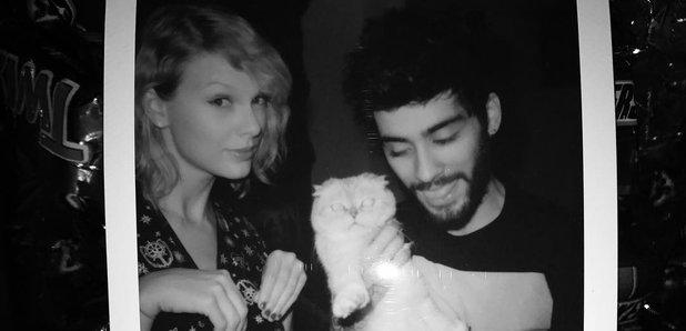 ZAYN and Taylor Swift