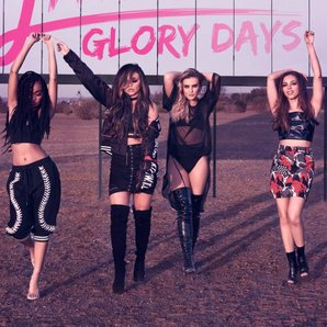 Little Mix Glory Days Album Artwork