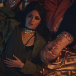 Machine Gun Kelly Camila Cabello Bad Things video