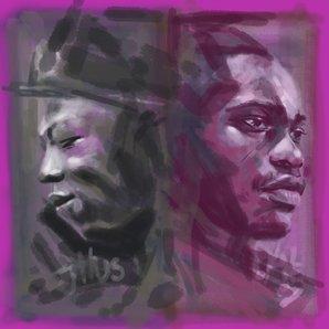 Dave J Hus Samantha cover art