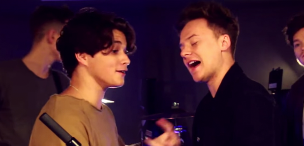 Conor Maynard The Vamps Sing Off