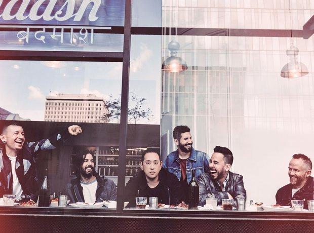 Linkin Park press 2017