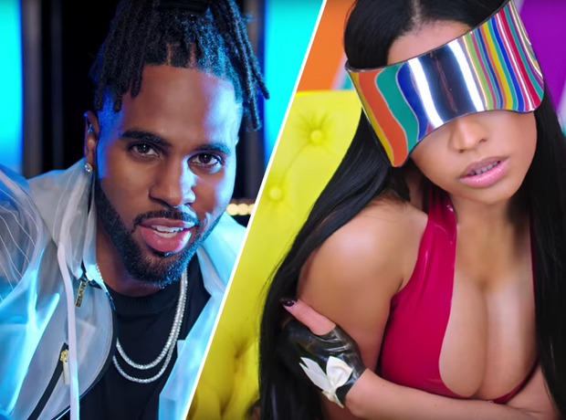 Jason Derulo & Nicki Minaj - Swalla