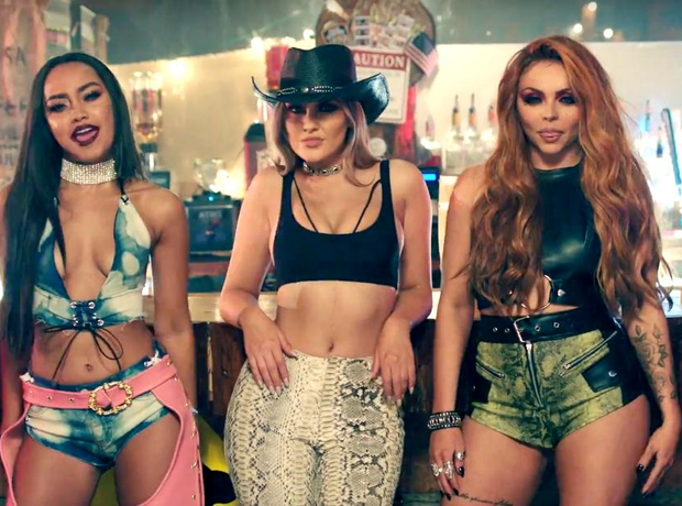 Little Mix - No More Sad Songs Music Video