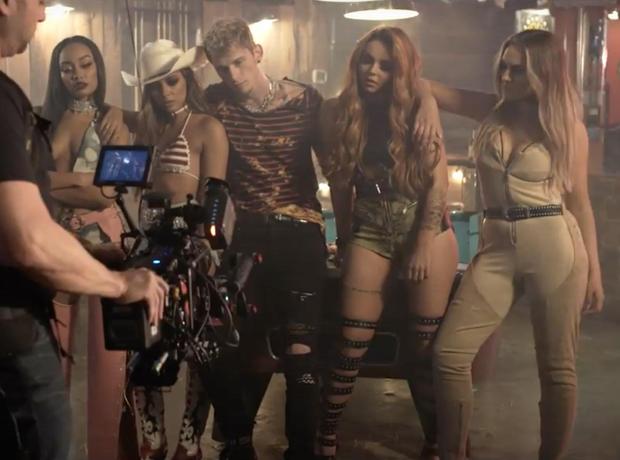 Little Mix Machine Gun Kelly No More Sad Songs