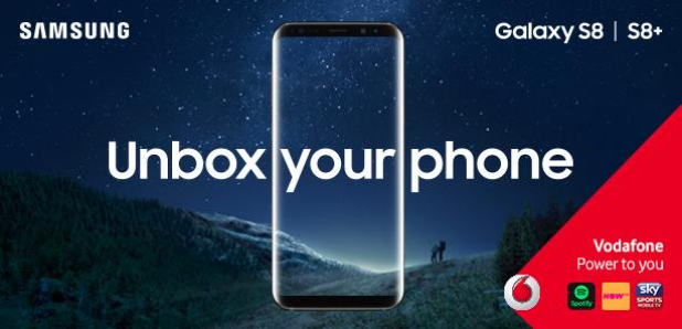Samsung S8 Unlock Your Phone