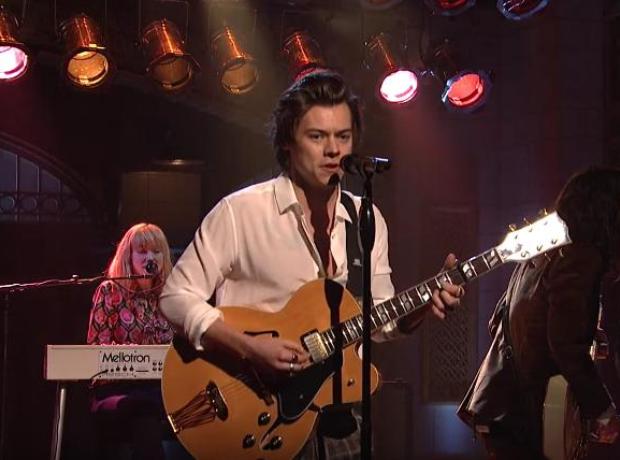 Harry Styles Ever Since New York SNL