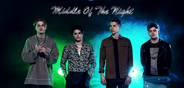 The Vamps - Middle Of The Night artwork