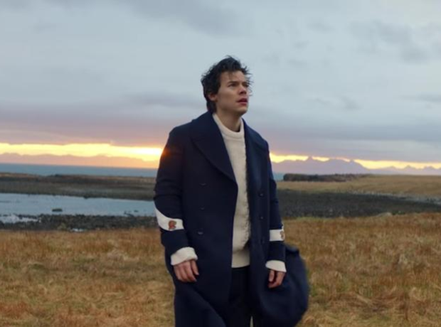 Harry Styles Sign Of The Times Video 2