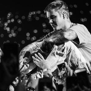 Justin Bieber in Copenhagen