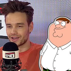 Liam Payne Family Guy