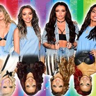Little Mix then & now