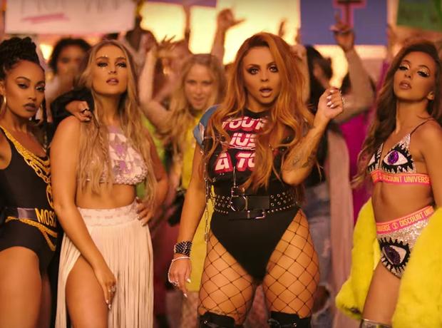 Little Mix Power video