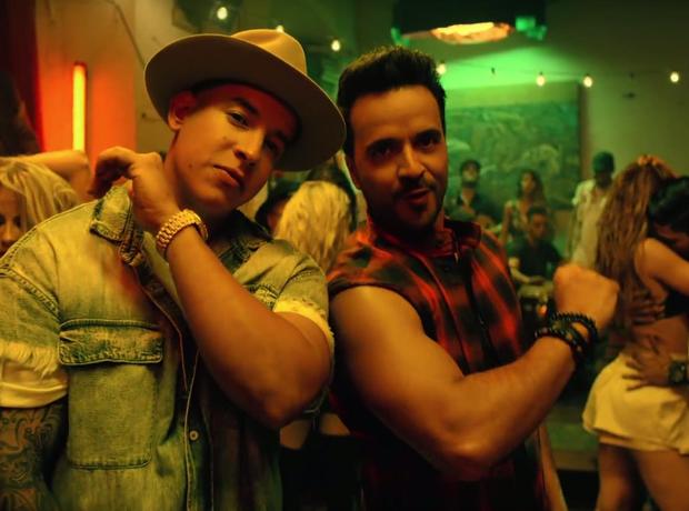 Luis Fonsi & Daddy Yankee - Depscito music video