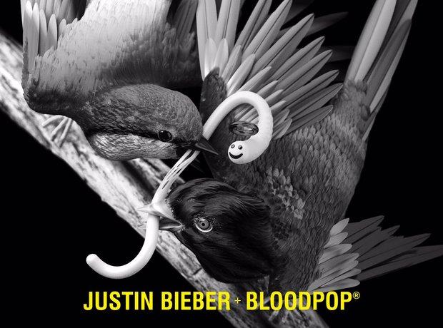 Justin Bieber + BloodPop - Friends