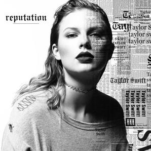 Taylor Swift Reputation Album Cover