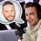 Liam Payne Impersonating Tom Hardy on BT40