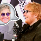 Ed Sheeran's Impression of Elton John
