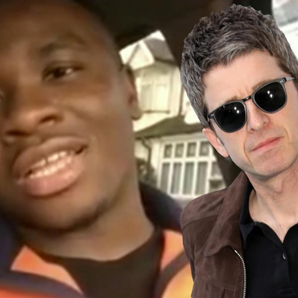 Big Shaq and Noel Gallagher on Big Top 40