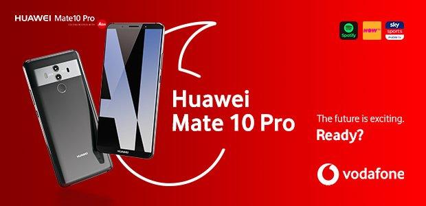 Huawei Mate 10 Pro Vodafone Asset