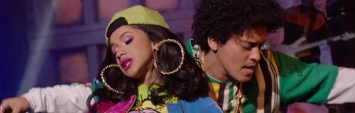 Cardi B Bruno Mars Finesse Remix Music Video