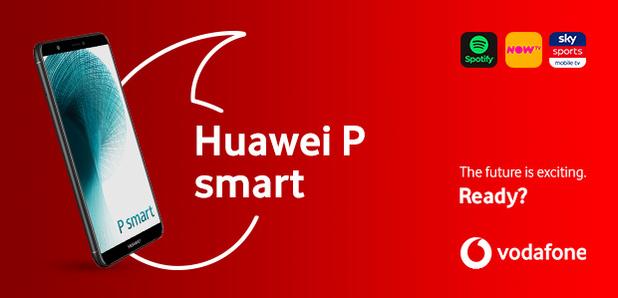 Win Huawei P Smart