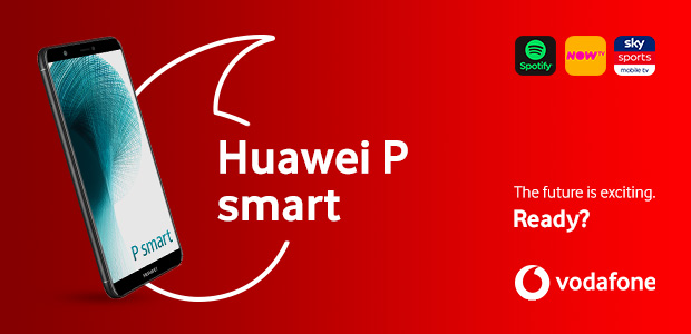 Win Huawei P Smart