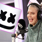 Anne-Marie on BT40