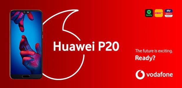 Huawei P20 Asset