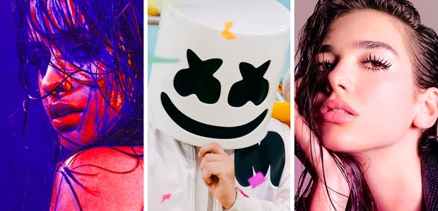 Top Best New Music 2018: The UK's Biggest Chart Show