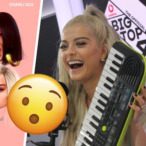 Bebe Rexha reveals Rita Ora's Girls collab