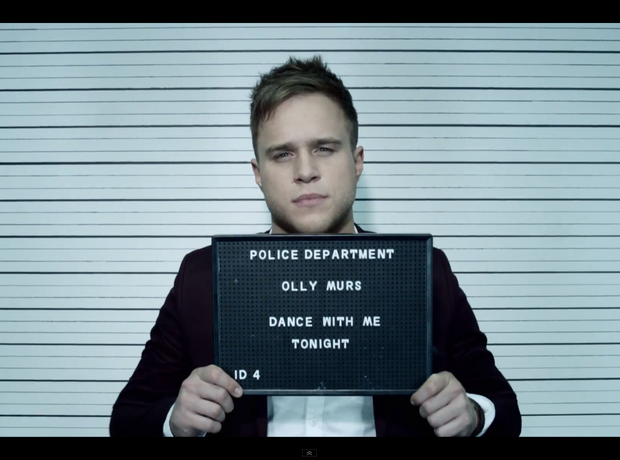 Olly Murs - Dance With Me Tonight