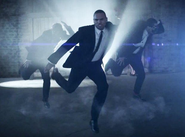Chris Brown -'Turn Up The Music'