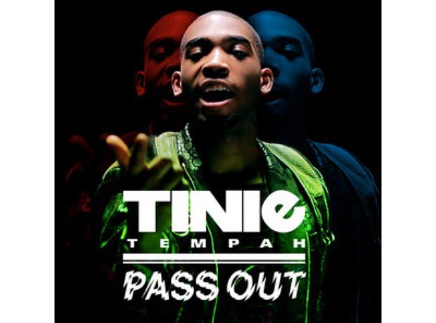 Tinie Tempah-'Pass Out'