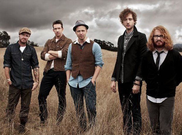 OneRepublic press shot