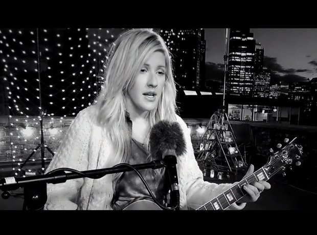 Ellie Goulding's 'How Long Will I Love You' video