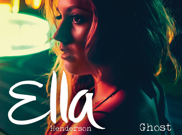 Ella Henderson Ghost Single Cover