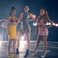 Image 9: jessie j ariana grande nicki on the roof