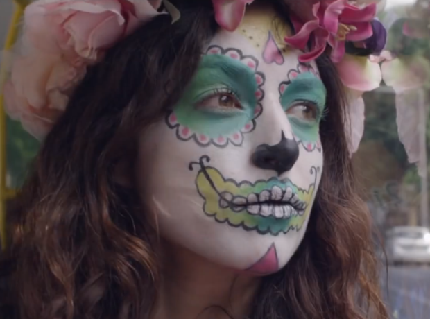 girl in robin schulz lillywood video
