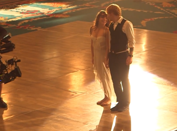 Thinking Out Loud Making Of