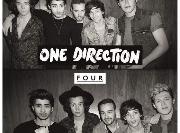 One Direction Ultimate Edition Four