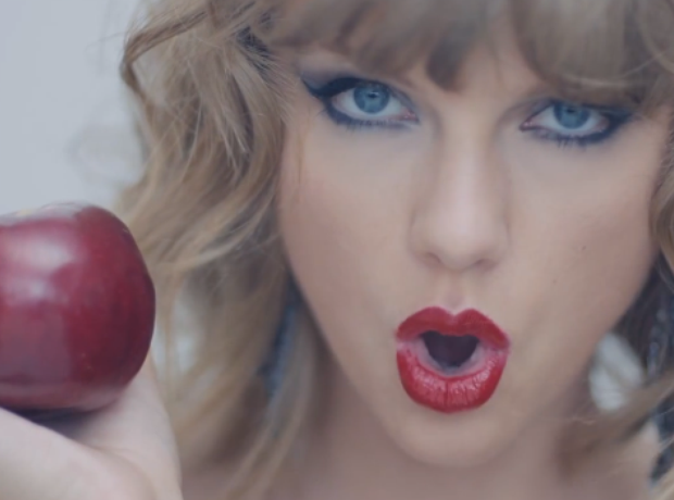 Taylor Swift Blank Space Video 7