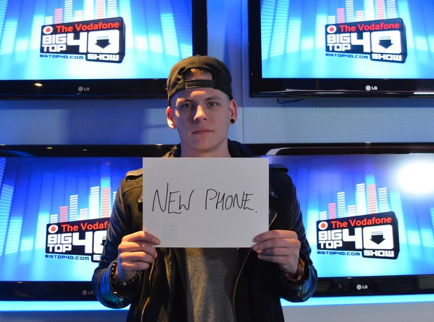 Lewi Rixton Christmas Present Big Top 40