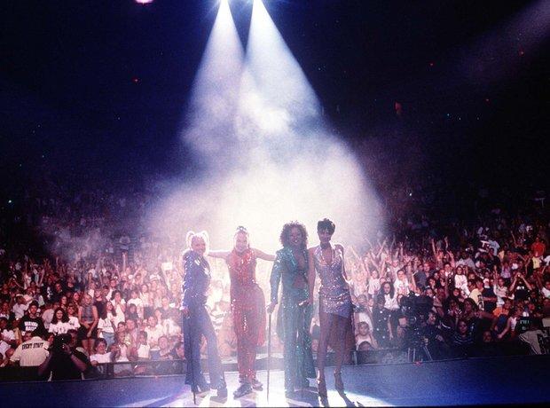 Spice Girls at Wembley Stadium
