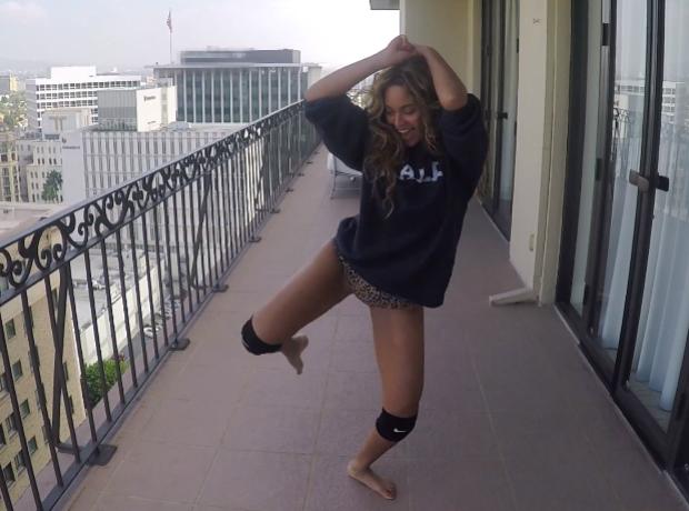 Beyonce 7 11 Video 2
