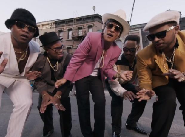 Mark Ronson Bruno Mars Uptown Funk