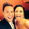 Image 5: Olly Murs and Demi Lovato